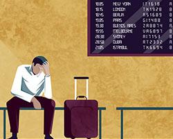 Odszkodowania za opóźnione loty